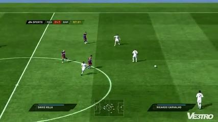 Fifa 11 Pc Real Madrid vs Barcelona 15 minutes