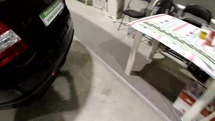 Volkswagen Club Fest 2018 част 23 Skoda Oktavia 3 2015 model 460 к.с.