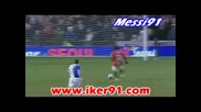 03.12 Манчестър Юнайтед - Блекбърн 4:1 Карлос Тевес гол