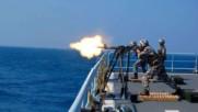 Разстрел на сомалийски пирати