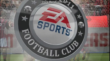 Страхотен гол на Ел Шаарави | Fifa 14