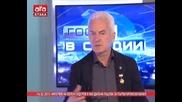 13.2.2015 руската подлога Волен Сидеров във руската тв Канал 1