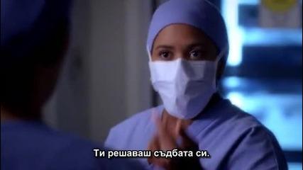 Анатомията на Грей сезон 3 епизод 7