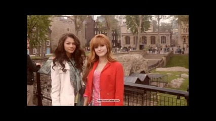 Bella & Zendaya In Paris