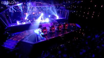 Кристина Мари Музикални двубои Christina Marie performs 'vision Of Love' - The Voice Uk 2014