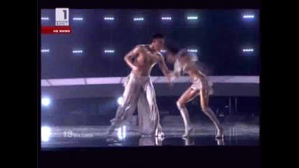 Евровизия 2010 полуфинал - Миро - Ангел си ти