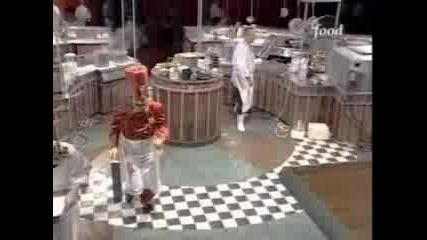 Iron Chef Opening
