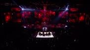 Франки се бори за оставане в шоуто: The X Factor Uk 2011
