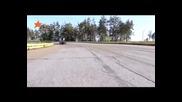 Наш тест Toyota Celica и Volvo C70
