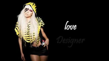 Lady Gaga - Fashion [ Lyrics ]