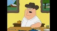 Chuck Norris в Family Guy