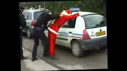 Remi Gaillard - дядо Kоледа