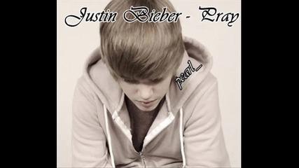Justin Bieber - Pray + Превод + Subs