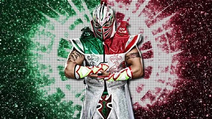 Wwe Nxt- Lucha Lucha ► The Lucha Dragons 3rd Theme Song