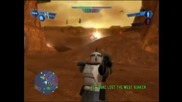 Star Wars Battlefront 1 Level 4 : Geonosis Clone Wars
