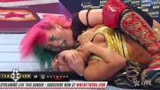 Asuka vs. Zelina Vega – Raw Women's Championship Match: Raw, Sept. 28, 2020