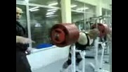 Цецо (Oлимпия - Морава) - 380 Кг Клек.3gp