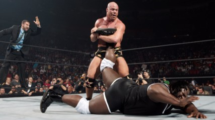 Kurt Angle vs. Mark Henry – World Heavyweight Title Match: Royal Rumble 2006 (Full Match)