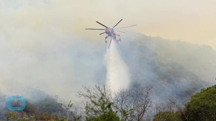 Wildfire Threatens 300 Homes in Southern California