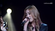 Snsd [ T T S ] - Cater 2 U (fancam Mix Ver.) @ Yhy's Sketchbook (01.06.2012)