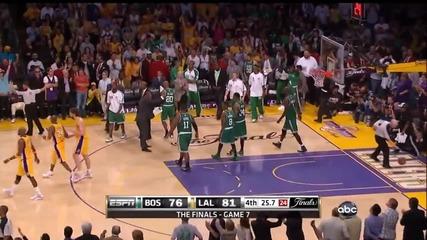 2010 Нба Финал: Бостън - Лейкърс (7-ми мач)