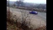 Mercedes Drift Veliko Turnovo