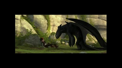 Как да си дресираш дракон (бг трейлър)