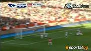 Срамна загуба на Арсенал от новака Уест бромич с 2:3 !