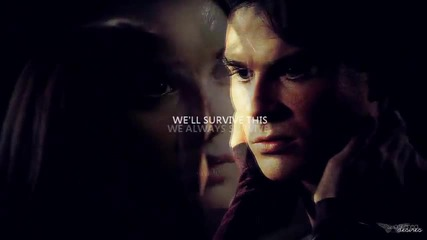 The Vampire Diaries ||| Color the Sky