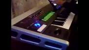 Angelcho - repeticia na klavir Korg - Oasys