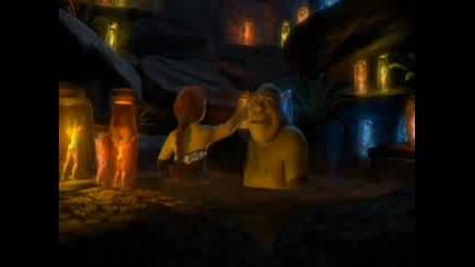 Shrek 2 - Началото На Филма