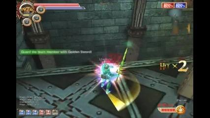 Rakion Swordsman (warrior)