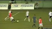 феноменален гол за Мицански . [ 26.03.2010 ] 0:3
