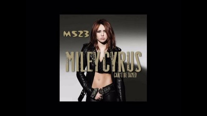 Miley Cyrus - Cant Be Tamed 2010 : 12. My Heart Beats For Love