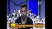 Коментари за последните събития в Къщата на VIP Brother - На кафе (30.10.2014)