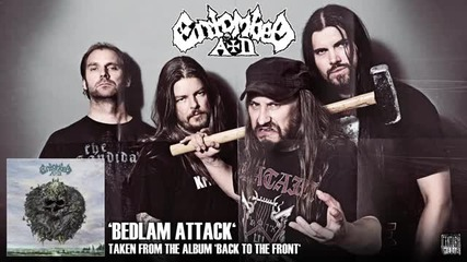 Entombed A.d. - Bedlam Attack ( Official Album Track)