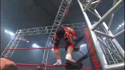 Mcmg vs Amazing Red vs Homicide vs Daniels vs Suicide Ultime Ultimate X Bound For Glory 2009
