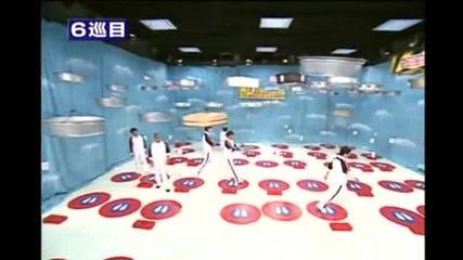 (no Subs) Gaki no tsukai - Batsu Game Washing Basin roulette