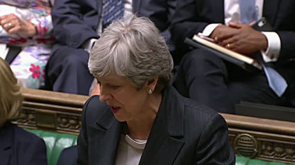 UK: May stands firm as MPs put heat on new Brexit plan