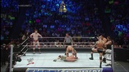4-on-3 Handicap Match: Smackdown, June 20, 2014