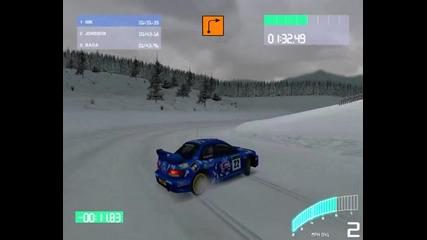 Colin Mcrae Rally 2.0 Швеция 1 етап