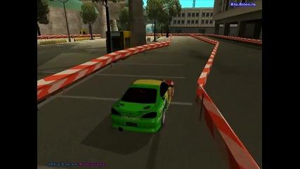 Hart drifting!!!