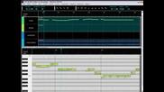 Vocaloid3 Clara - Derroche (demo)