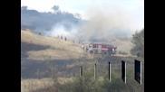 Продължават проблемите с пожарите в страната