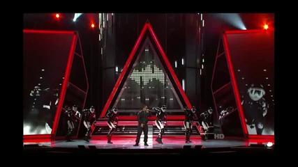 Daddy Yankee - Descontrol ( Live New 2010 ) H D