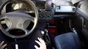 Стойка за телефон закрепваща се за вентилатора на колата @carmount The Ventilation @gerdana