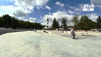 Skate Park Dobrich Grand Opening