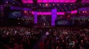 Linkin Park печелят награда за Alternative Rock | American Music Awards 2012