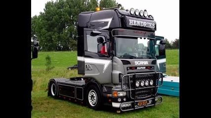 Scania Tuning [ Hq ]