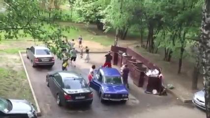 Руснаци се бият
